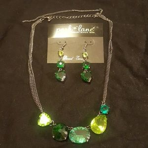 Park Lane Shannon Necklace and Earrings